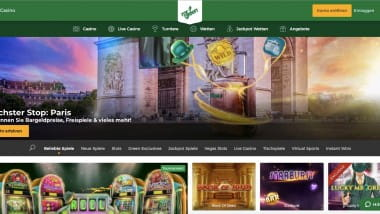 Mr Green Casino: 5.000 Euro Preispool im Live Casino Turnier