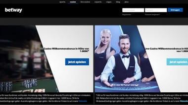 Betway Casino: Mit dem Prämien-Club wöchentlich abräumen