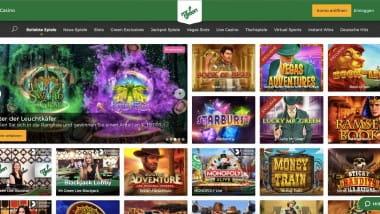 Mr Green Casino: 15.000 Euro Preispool bei Ritter der Leuchtkäfer