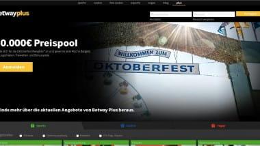 Betway Casino: Oktoberfest-Rangliste mit 10.000 Euro Preispool