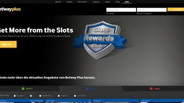 Betway Casino: Mit Slot Rewards belohnen lassen