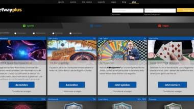 Betway Casino: 500 Euro Bonus beim Black Jack