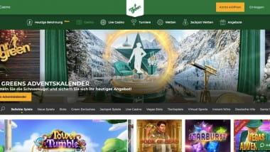 Mr Green: Doppelte Unterhaltung bringt Bargeldpreise und Freispiele