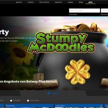 Betway Casino: Spielen und Sport-Freiwette kassieren