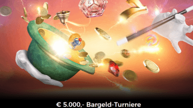 Mr Green Casino: Bargeldpreise im Turnier abstauben