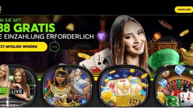 888Casino: Nutze die Promotion Oktoberfest und spiele für 300 Euro kostenfrei