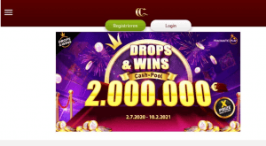 CasinoClub Cash-Pool.