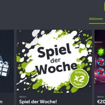 ComeOn: Spiel der Woche erhöht den Spaß